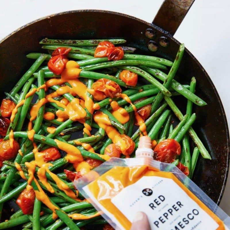Red Pepper Romesco Package - Haven's Kitchen - Keto Certified by the Paleo Foundation