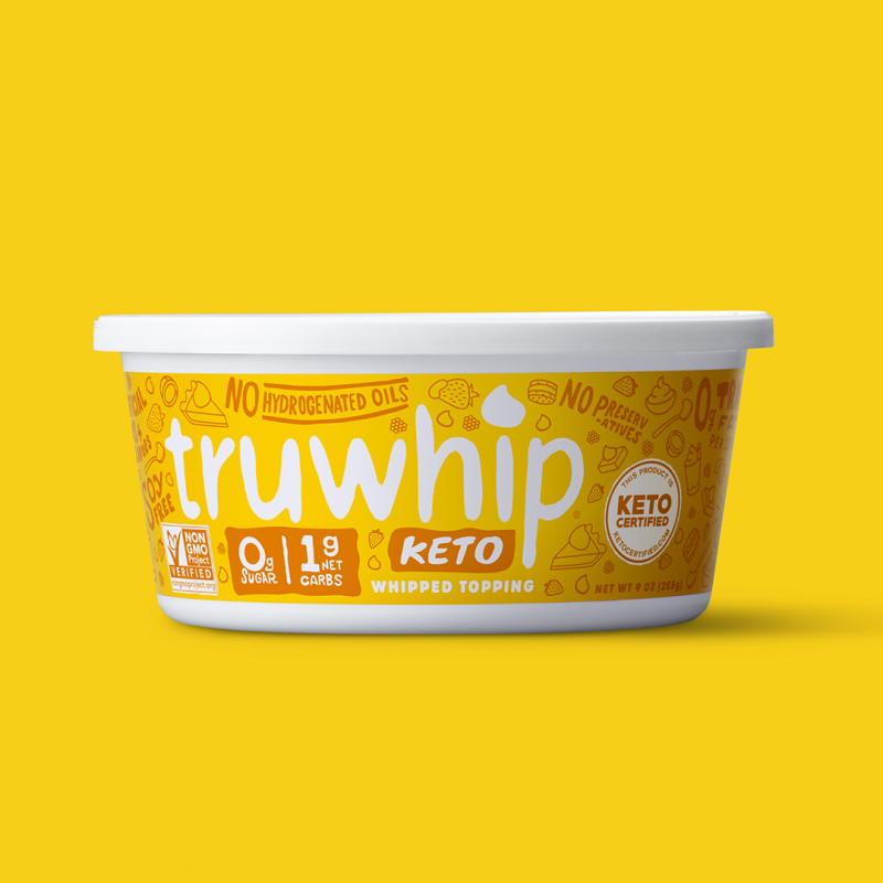Truwhip Keto 01 - Truwhip - Keto Certified by the Paleo Foundation