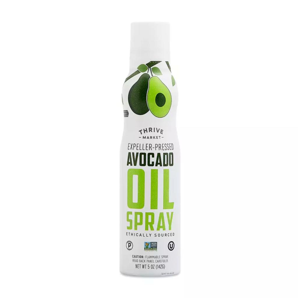 Avocado Oil Spray - Thrive Market - Certified Paleo by the Paleo Foundation