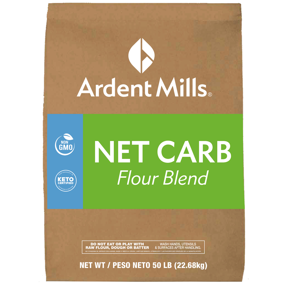 Net Carb Flour Bag - Ardent Mills - Keto Certified by the Paleo Foundation