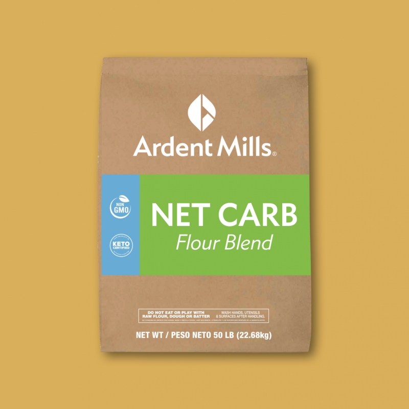 Net Carb Flour Blend 1 - Ardent Mills - Keto Certified by the Paleo Foundation