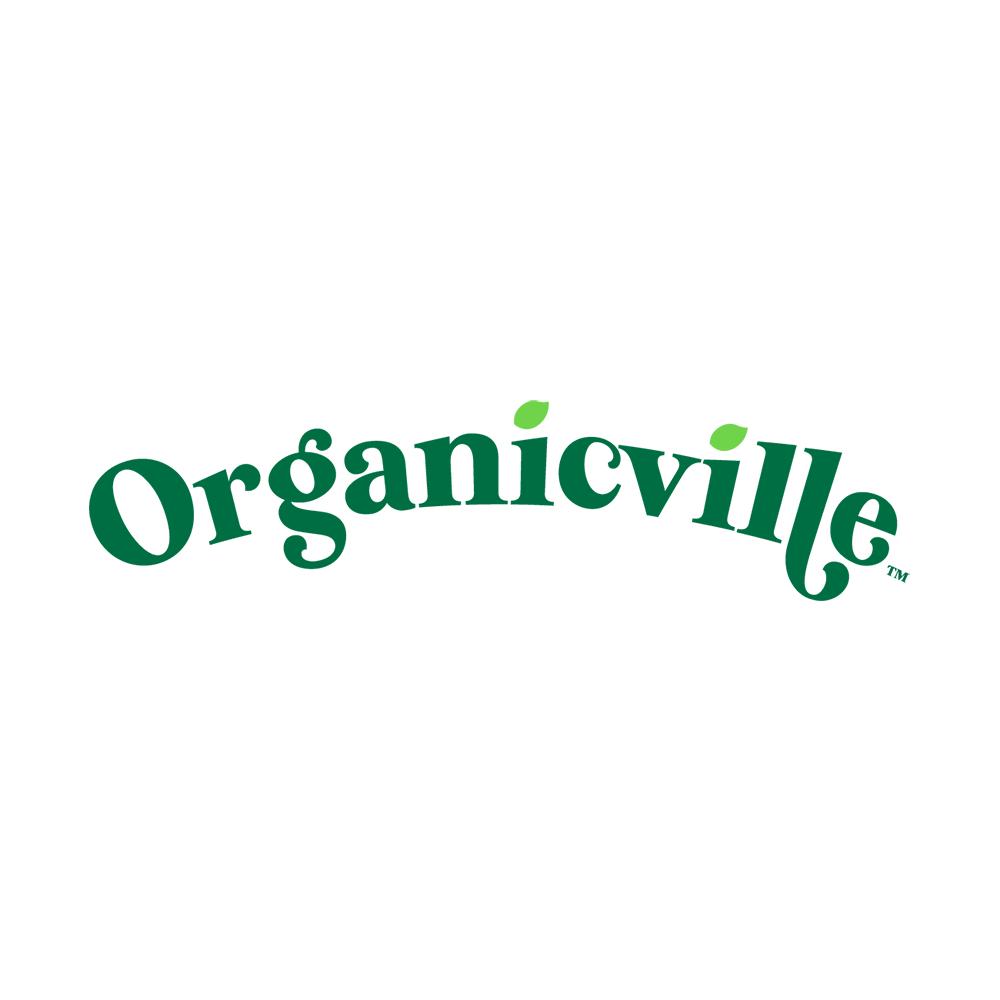 Organicville Logo - Certified Paleo by the Paleo Foundation