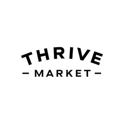Thrive Market Logo - Certified Paleo Keto Certified by the Paleo Foundation