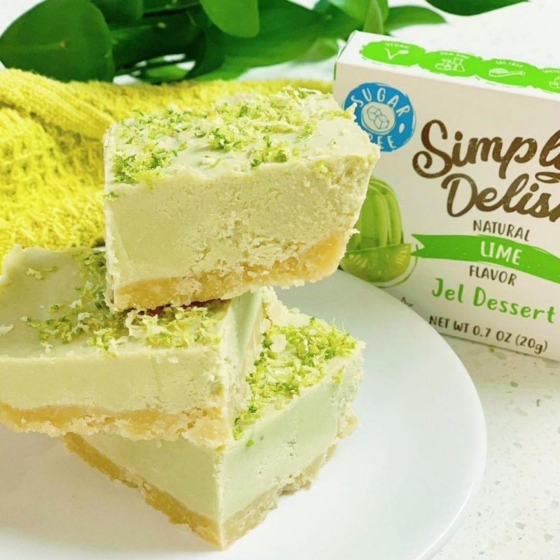 Key Lime Pie - Simply Delish - Keto Certified by the Paleo Foundation