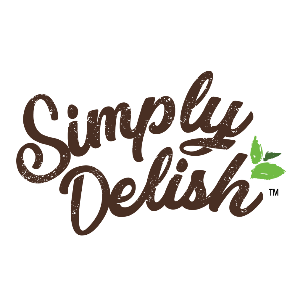 Simply Delish Logo - Keto Certified by the Paleo Foundation