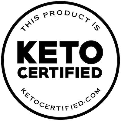 paleo foundation keto certified logo