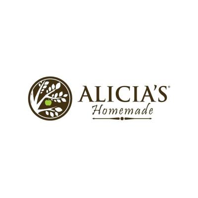 Alicia's Homemade Logo - Keto Certified by the Paleo Foundation