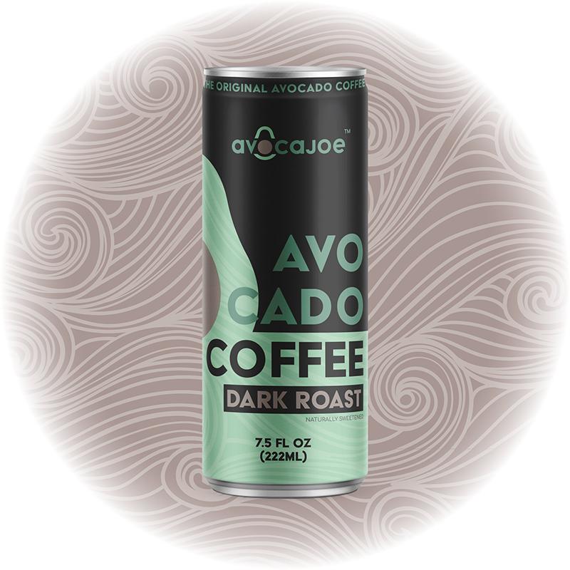 Avocado Coffee Dark Roast - Avocajoe - Keto Certified by the Paleo Foundation