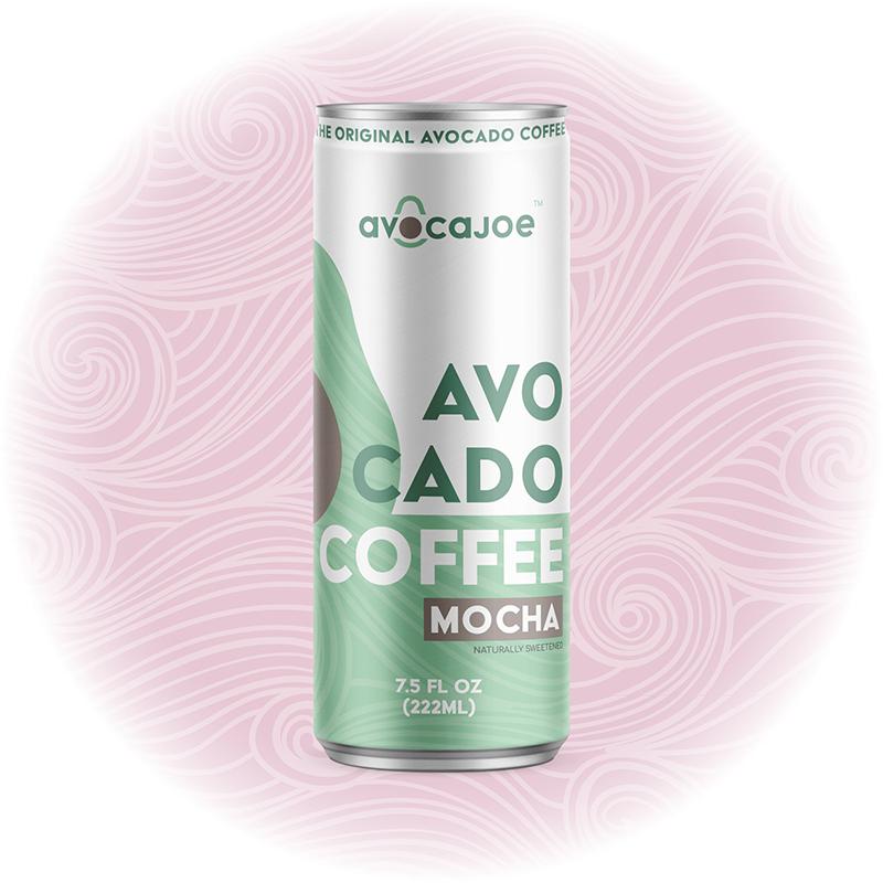 Avocado Coffee Mocha - Avocajoe - Keto Certified by the Paleo Foundation