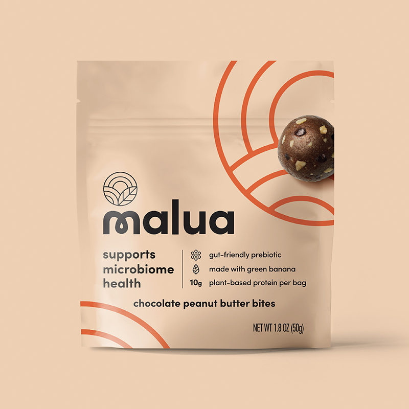 Chocolate Peanut Butter Bites - Malua - Keto Certified by the Paleo Foundation