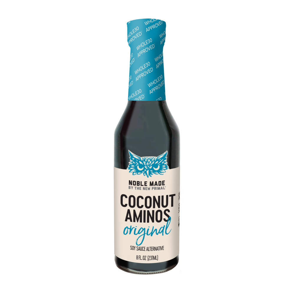 Coconut Aminos - The New Primal - Certified Paleo by the Paleo Foundation