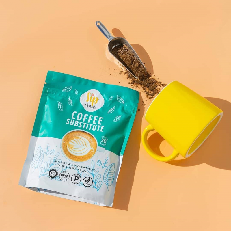 Coffee Substitute Gallery 2 - Sip Herbal - Certified Paleo Keto Certified by the Paleo Foundation