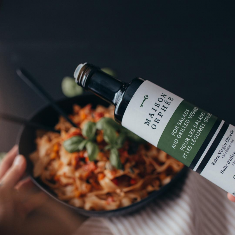 Extra Virgin Olive Oil - Maison Orphee - Keto Certified by the Paleo Foundation