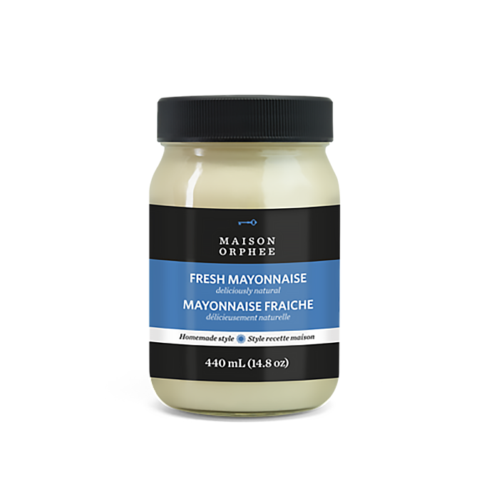 Fresh Mayonnaise - Maison Orphee - Keto Certified by the Paleo Foundation
