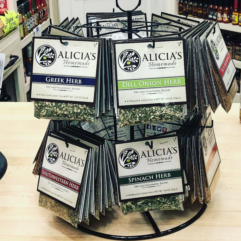 Herb Seasoning Blend In Store - Alicia's Homemade - Keto Certified by the Paleo Foundation