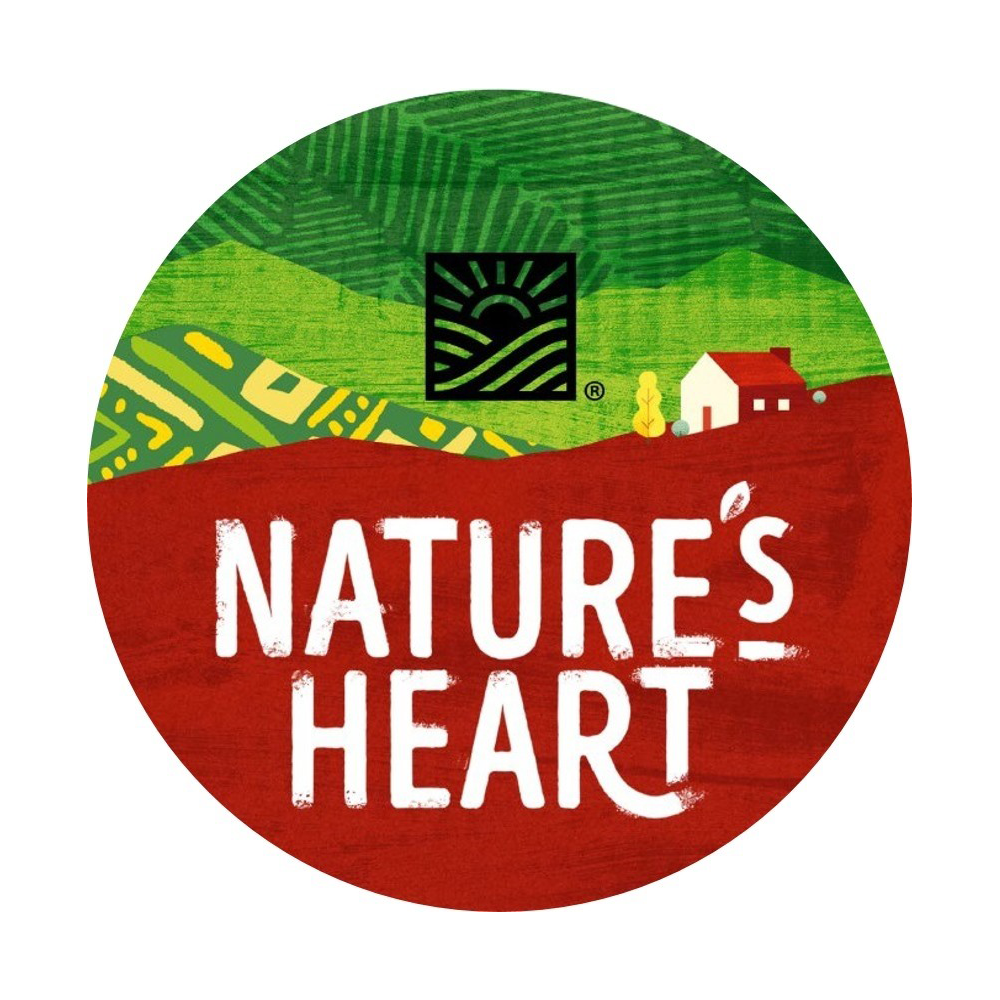 Nature's Heart Logo - Keto Certified by the Paleo Foundation