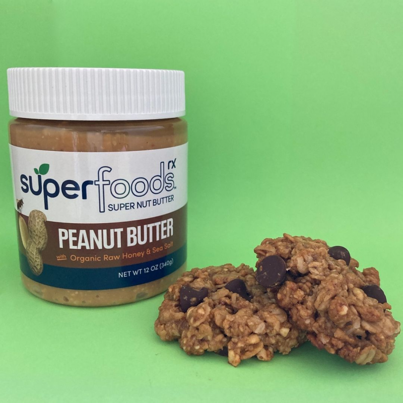 Peanut Butter And Granola - SuperFoodsRx - Keto Certified by the Paleo Foundation
