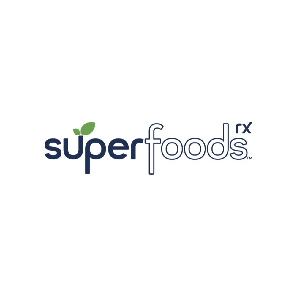 SuperFoodsRx Logo - Keto Certified by the Paleo Foundation
