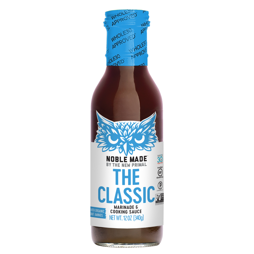 The Classic Marinade - The New Primal - Certified Paleo Keto Certified by the Paleo Foundation
