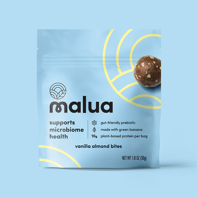 Vanilla Almond Bites - Malua - Keto Certified by the Paleo Foundation