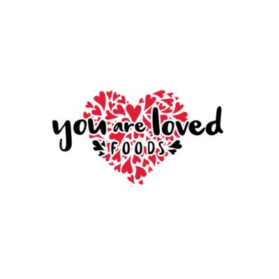 You Are Loved Foods - Certified Paleo Paleo Friendly Paleo Vegan Keto Certified by the Paleo Foundation