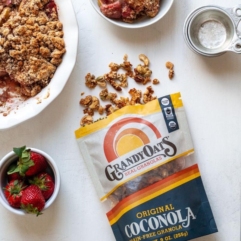 Coconola Breakfast - Grandy Oats - Keto Certified by the Paleo Foundation