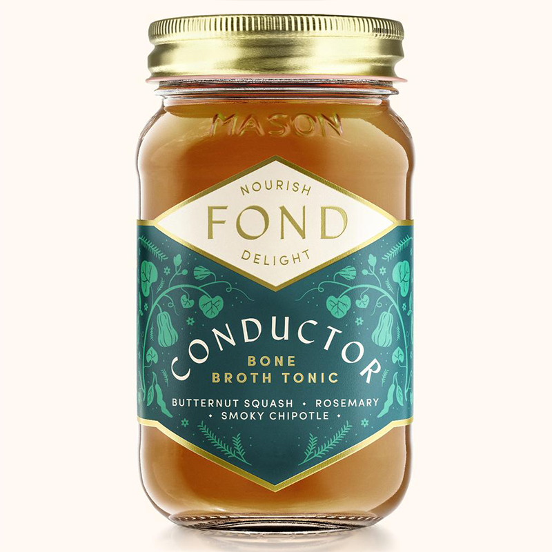 Conductor - Fond Bone Broth - Certified Paleo by the Paleo Foundation