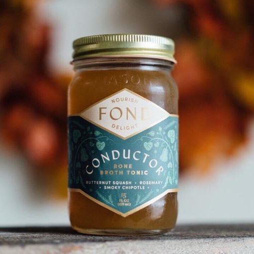 Conductor Gallery - Fond Bone Broth - Certified Paleo by the Paleo Foundation