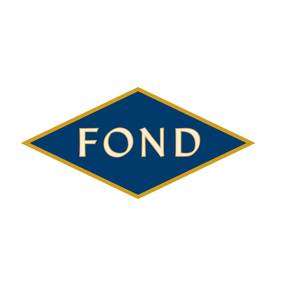 Fond Bone Broth Logo - Certified Paleo by the Paleo Foundation