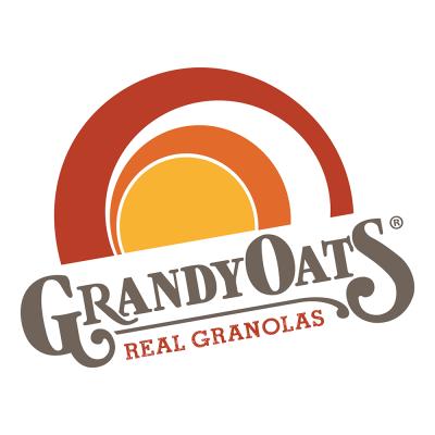 Grandy Oats Logo - KETO Certified by the Paleo Foundation