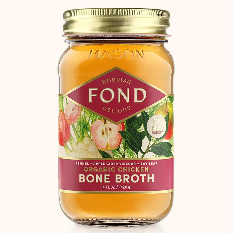 Mother's - Fond Bone Broth - Certified Paleo by the Paleo Foundation