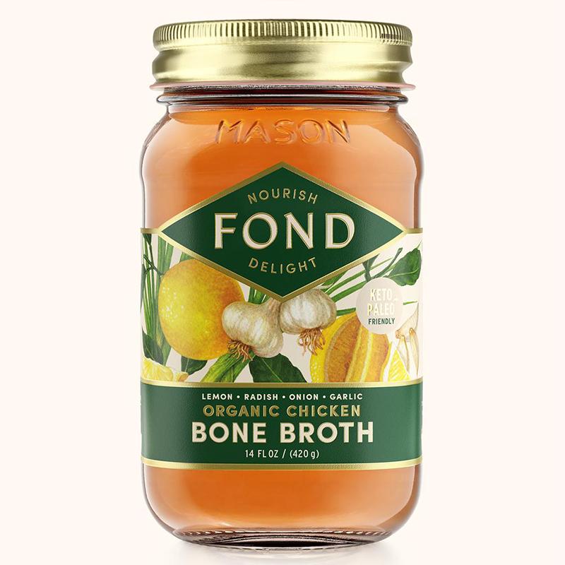 Spring Clean - Fond Bone Broth - Certified Paleo by the Paleo Foundation