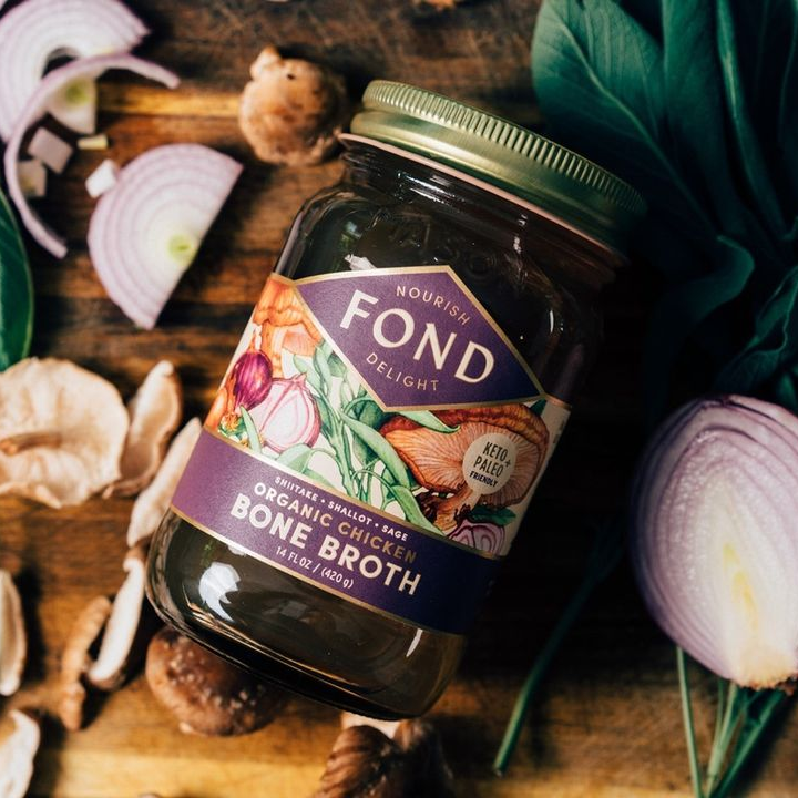 Youth Tonic Gallery - Fond Bone Broth - Certified Paleo by the Paleo Foundation