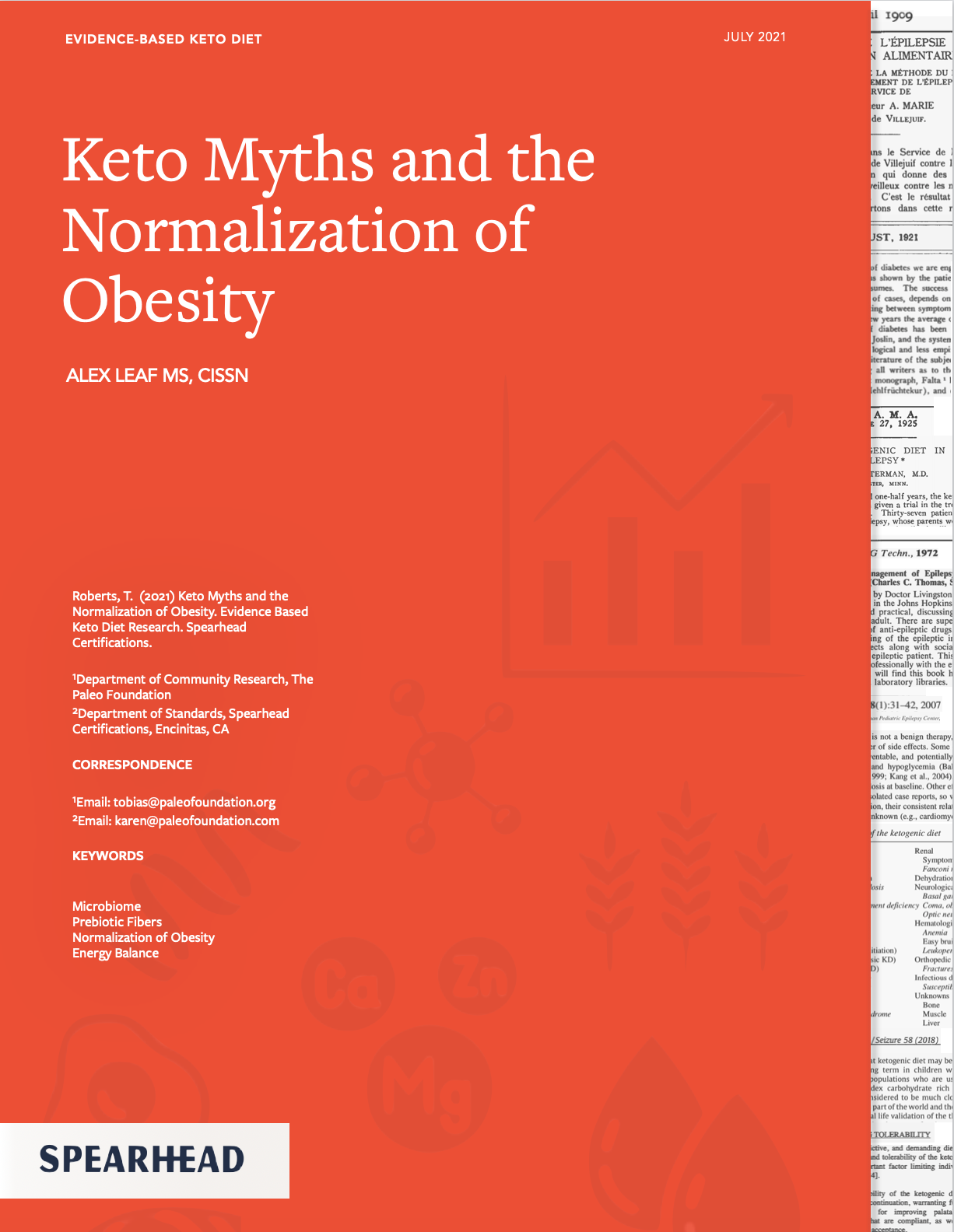 Alex Leaf: Keto Myths and the Normalization of Obesity