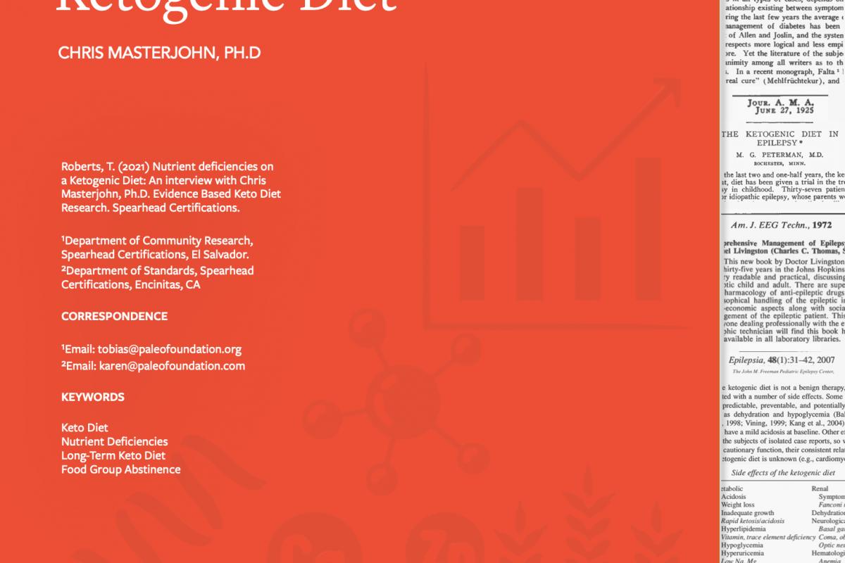 Nutrient Deficiencies on a Keto Diet